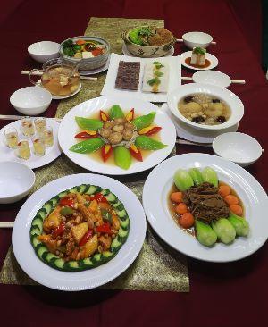 北苑蔬食團隊教你簡單做年菜